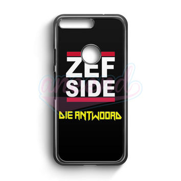 Zef Side Google Pixel XL Case | aneend.com