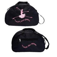 Dance Dream Half Moon Duffel 4955 Dasha (Black)