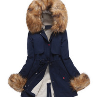 Parka - King Cove - Jackets - Jackets & Outerwear - Women - Modekungen