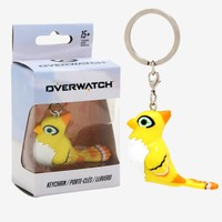 Overwatch Ganymede Key Chain