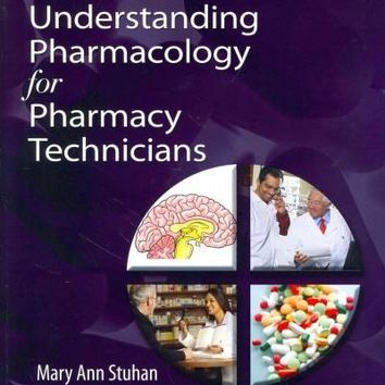 Understanding Pharmacology for Pharmacy Technicians + Workbook