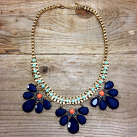 MIDNIGHT OASIS NECKLACE