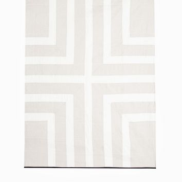 Louise Gray / Throw Quilt No. 7