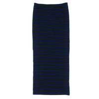 Torn By Ronny Kobo Womens Ponte Maxi Pencil Skirt