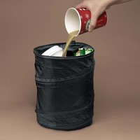 Pop-up Litter Bag Black