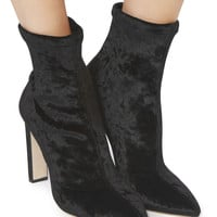 Louella Sock Booties