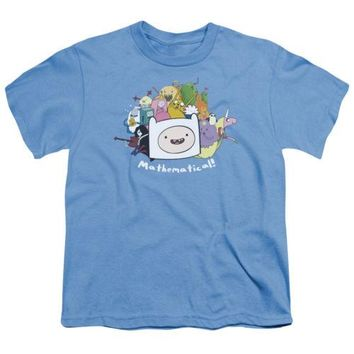 Adventure Time Mathematical Youth T Shirt