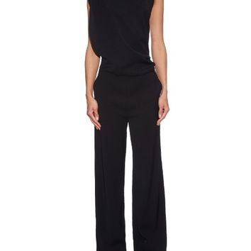 Calvera wool-blend crepe jumpsuit | Osman | MATCHESFASHION.COM US