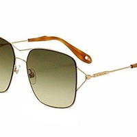 Givenchy Women's 7004/S Gold Copper/Green