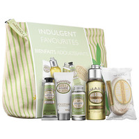 Sephora: L'Occitane : Indulgent Favorites - Almond Discovery Kit : skin-care-sets-travel-value