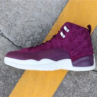 "Duangstyle -Air Jordan 12 Retro ""Bordeaux"" 130690-617"