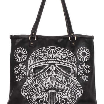 Sugar Storm Trooper Tote Bag