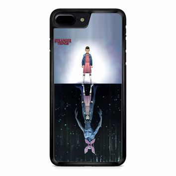 Stranger Things Eleven 2 1 iPhone 8 Plus Case
