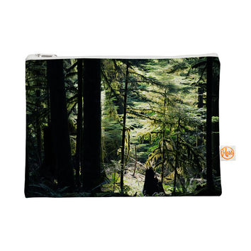 "Robin Dickinson ""Enchanted Forest"" Green Everything Bag"