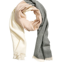 Color-block Scarf - from H&M