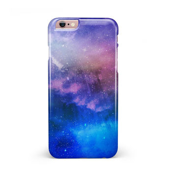 Space Light Rays iPhone 6/6s or 6/6s Plus INK-Fuzed Case