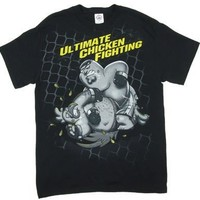 Ultimate Chicken Fighting - Family Guy T-shirt