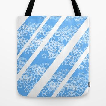 Flowing Stars #1 Tote Bag by PICTO
