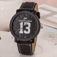 Awesome Gift Trendy Good Price New Arrival Designer's Great Deal Korean Couple Stylish Watch [6542364483]