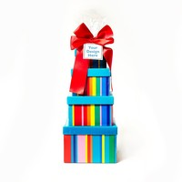 Dylan's Candy Bar Personalizable Sweet Treat Tower - Gummies