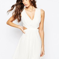 ASOS Side Cut Out Mini Dress