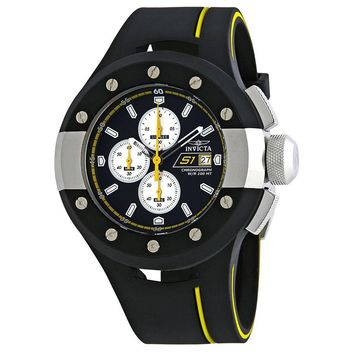 Invicta S1 Rally Chronopgraph Black Dial Mens Watch 22435