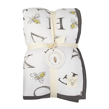 A-Bee-C Reversible Quilt