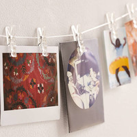 Flecked Photo Clips String Set | Urban Outfitters