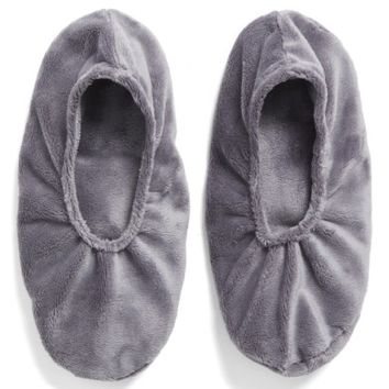 Sonoma Lavender Solid Charcoal Grey Footies ($38 Value) | Nordstrom