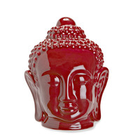 Red Buddha Head