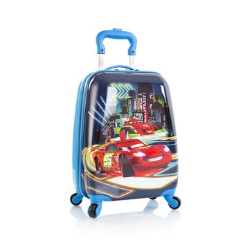 Heys Disney Pixar Cars Spinner Luggage Case [Night Lights]