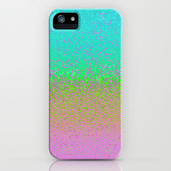 Glitter Star Dust G245 iPhone & iPod Case by MedusArt