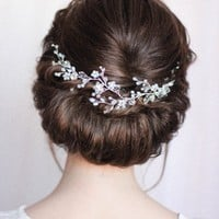 Wedding Hair Vine Bridal Headpiece