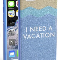 kate spade new york 'i need a vacation' iPhone 6 & 6s case | Nordstrom