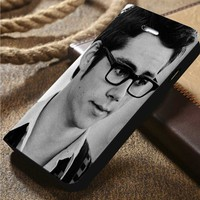 Dylan O'brien Custom Wallet iPhone 4/4s 5 5s 5c 6 6plus 7 and Samsung Galaxy s3 s4 s5 s6 s7 case