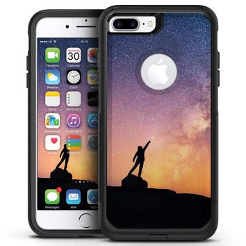 Reach for the Stars - iPhone 7 or 7 Plus Commuter Case Skin Kit