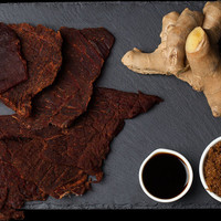 Teriyaki Beef Jerky (2oz) Free Shipping within US! /Texas Made/Veteran Operated&Owned/hunting/fishing/camping/outdoor/gourmet/jerky