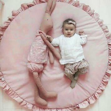 Cartoon Baby Infant Creeping Mat Playmat Blanket Play Game Mat Room Decoration fallinlovers