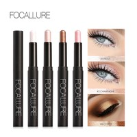 High Quality 1pc Natural Long Lasting Eye Shadow Pen Makeup Pencil Makeup Tools Eyeshadow Pen  Shadow Stick 4 Colors Optional