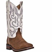 Laredo Women's Mesquite 11 in. Shaft Leather Western Boot - For Life Out Here