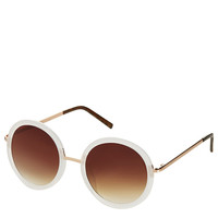 60'S Oval Sunglasses - Sunglasses - Bags & Accessories - Topshop
