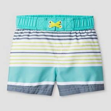 Baby Boys' Striped Swim Trunk Cat & Jack™