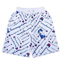 Champion Women Men Fashion Casual Shorts