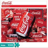 Coca Cola Sign of Good Taste Puzzle, 1000 Pieces - Walmart.com