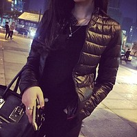 Casual Cotton Puff Winter Jacket