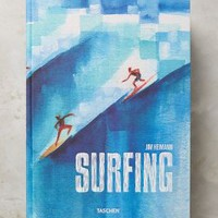 Surfing: 1778-2015 by Anthropologie in Novelty Size: One Size Books