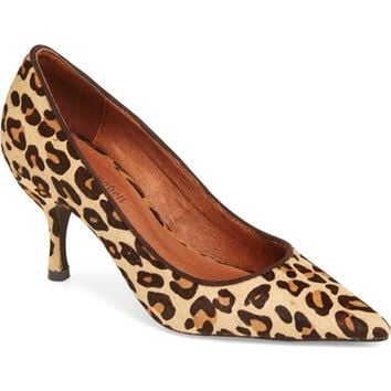 Jeffrey Campbell Elena Genuine Calf Hair Pump (Women) | Nordstrom