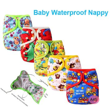 Reusable Baby Nappies and Inserts