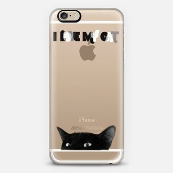 I love my cat iPhone 6s case by DejaReve | Casetify
