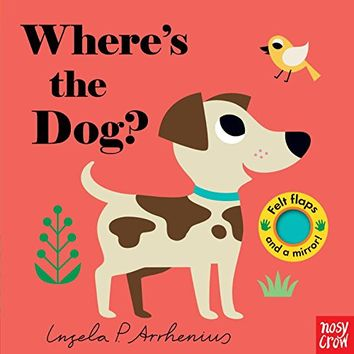 Where's the Dog? Board book – March 13, 2018